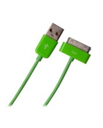 Cable USB Iphone Vert