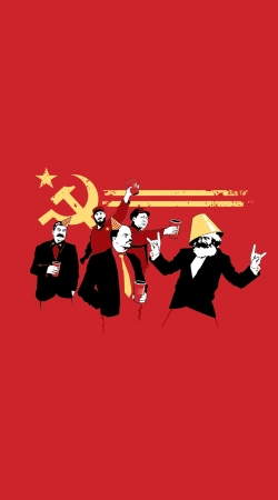 coque Communisme Party