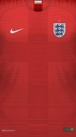 coque England World Cup Russia 2018