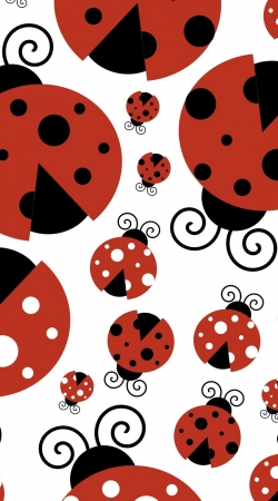 coque coccinelle