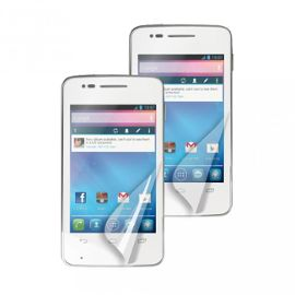 acheter Pack de 2 films de protection Alcatel One Touch S'Pop anti rayures