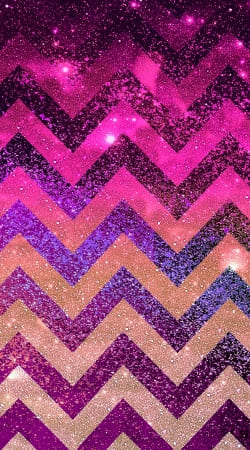 coque PARTY CHEVRON GALAXY