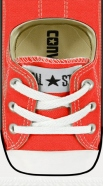 coque Chaussure All Star Rouge