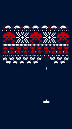 coque Space Invaders