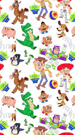 coque Toy Story
