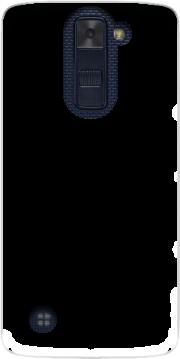Cover Lg K8 Con Stampa Bandiere