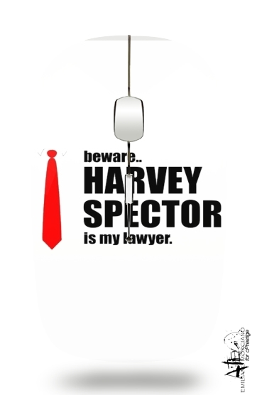 Mouse Beware Harvey Spector is my lawyer Suits