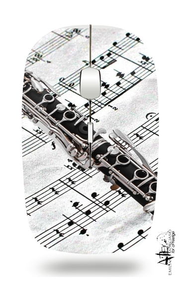 Clarinette Musical Notes