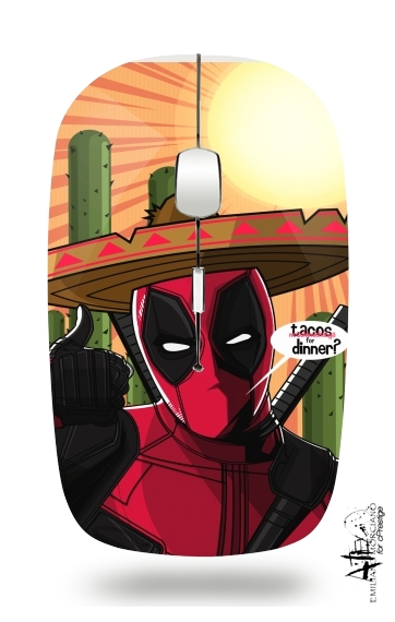 Mexican Deadpool