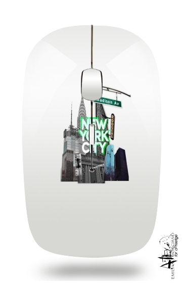 New York City II [green]