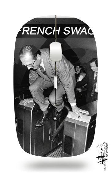 President Chirac Metro French Swag