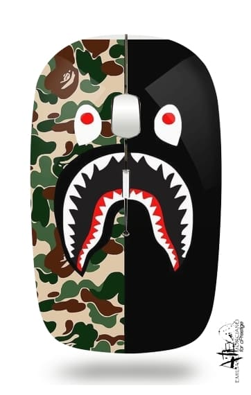 Shark Bape Camo Military Bicolor
