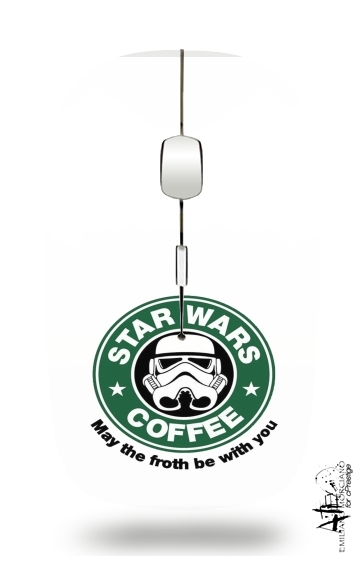 Stormtrooper Coffee inspired by StarWars