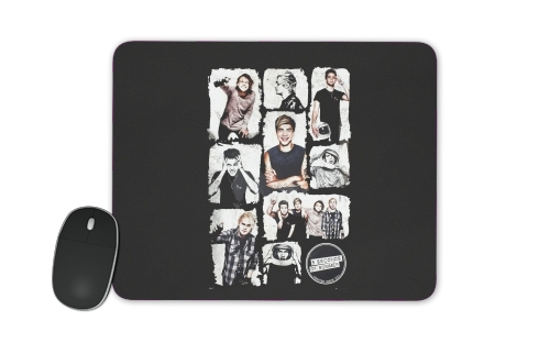 tapis de souris 5 seconds of summer
