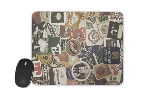 tapis de souris Beers of the world
