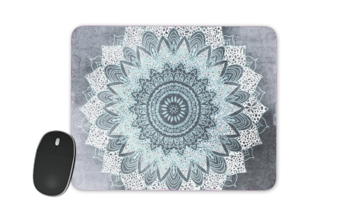 tapis de souris Bohochic Mandala in Blue
