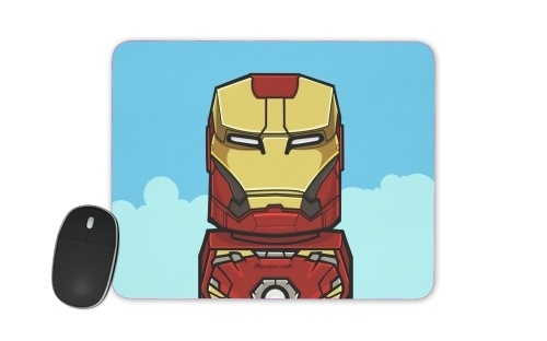 tapis de souris Bricks Ironman