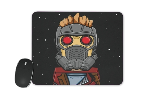 tapis de souris Bricks Star Lord
