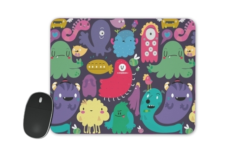 tapis de souris Colorful Creatures