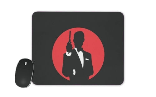 tapis de souris English Secret Agent
