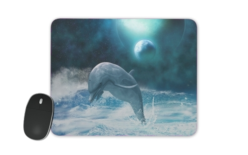 tapis de souris Freedom Of Dolphins