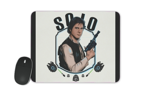 tapis de souris Han Solo from Star Wars