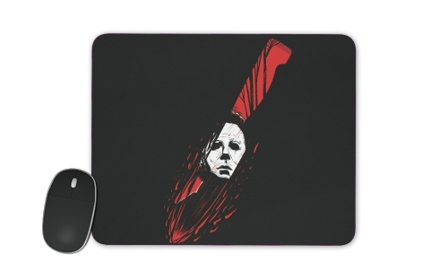 tapis de souris Hell-O-Ween Myers knife