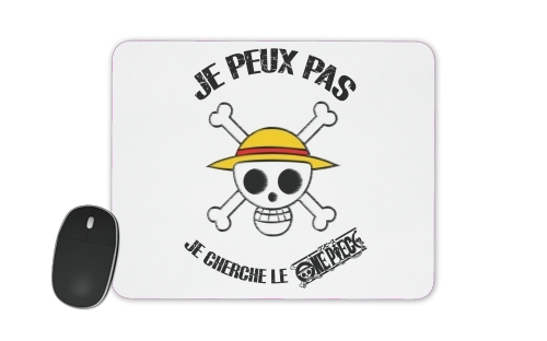 tapis de souris Non posso, sto cercando l'One Piece