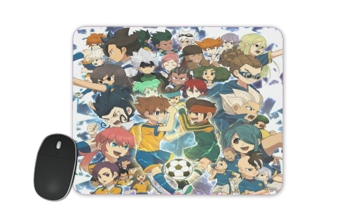 tapis de souris Inazuma Eleven Artwork