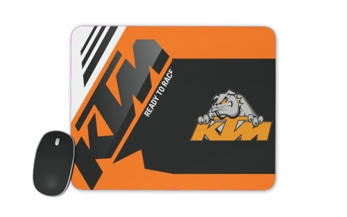 tapis de souris KTM Racing Orange And Black