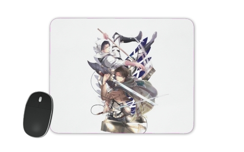 tapis de souris Livai Attack on Titan