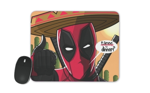 tapis de souris Mexican Deadpool