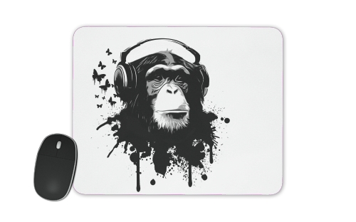 tapis de souris Monkey Business - White