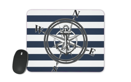tapis de souris Navy Striped Nautica