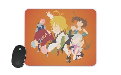 tapis de souris Seven Deadly Sins