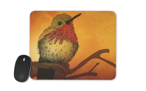 tapis de souris Sunset Bird