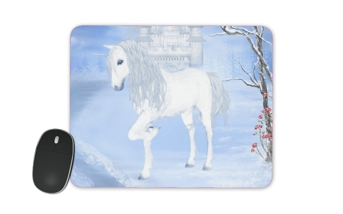 tapis de souris The White Unicorn