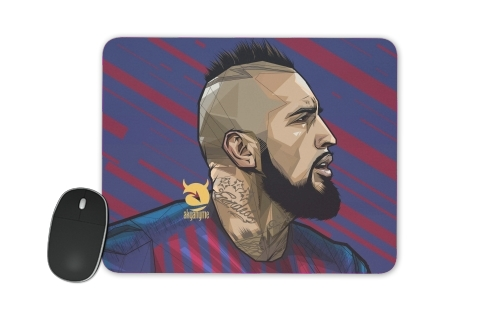 tapis de souris Vidal Chilean Midfielder