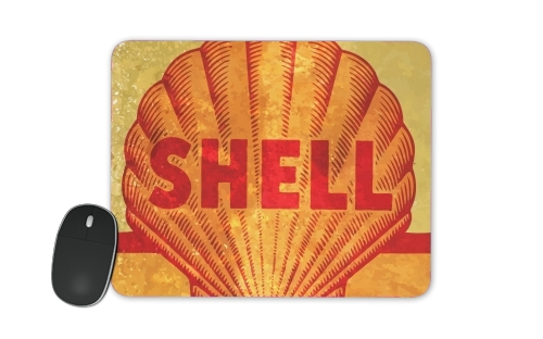 tapis de souris Vintage Gas Station Shell