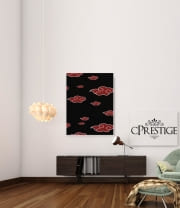 poster Akatsuki Cloud REd