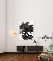 poster Black Panther Abstract Art Wakanda Forever