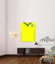 poster Brazil Selecao Kit Home