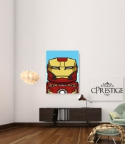 poster Bricks Ironman