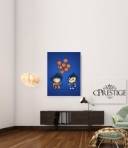 poster Crystal Balloons