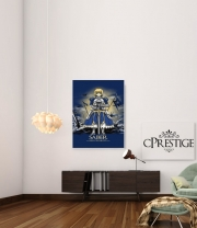 poster Fate Zero Fate stay Night Saber King Of Knights