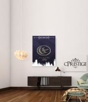 poster Flag House Arryn