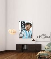 poster Football Legends: Lionel Messi - Argentina