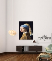 poster Girl with a Pearl Earring