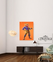 poster Hamburger Fortnite skins Beef Boss