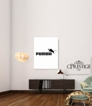 poster Puma Or Pumba Lifestyle